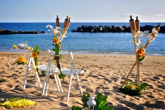 wonderful-beach-wedding canary island tenerife