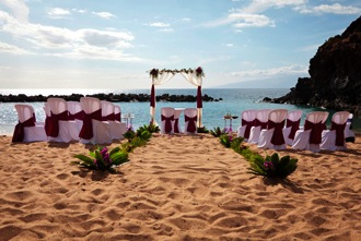 wonderful tenerife beach wedding spain