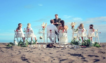 Beach wedding venues in Tenerife