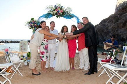 wedding planner tenerife