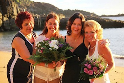 english wedding planner in tenerife