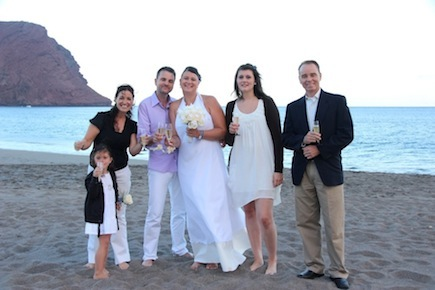 wedding planner abroad