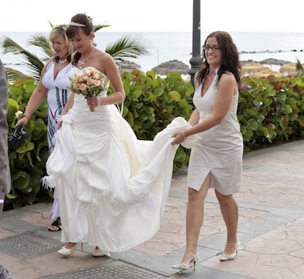 Tenerife wedding organizers