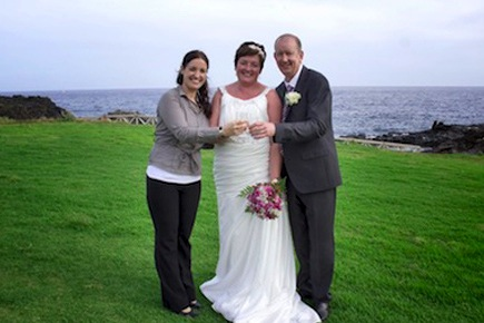 wedding planner in tenerife