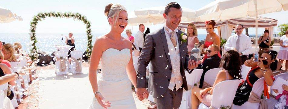 weddings in tenerife - getting married in tenerife