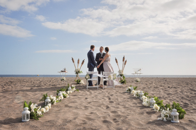 People Getting Married in Tenerife