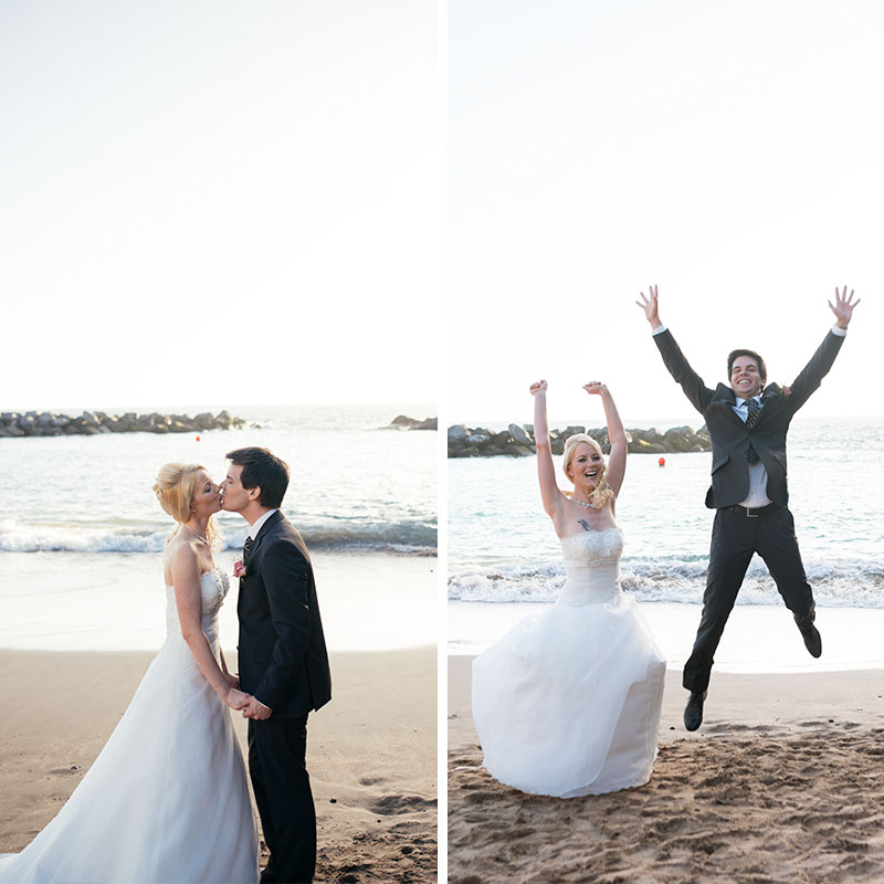Amazing Gazebo Wedding with a beautiful Sea View of