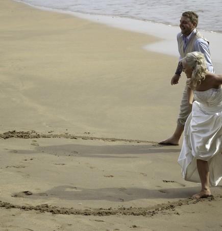 Beautiful Beach Wedding  (69)