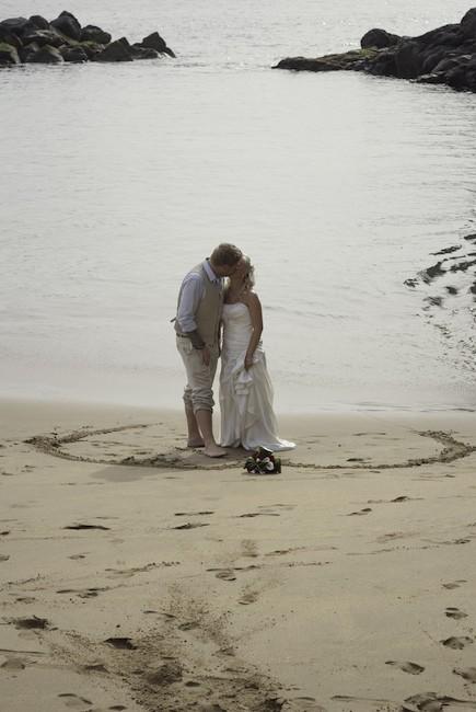 Beautiful Beach Wedding  (72)