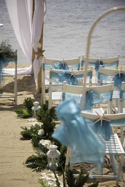 Beautiful Beach Wedding  (74)