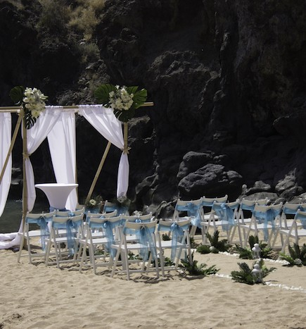Beautiful Beach Wedding  (76)