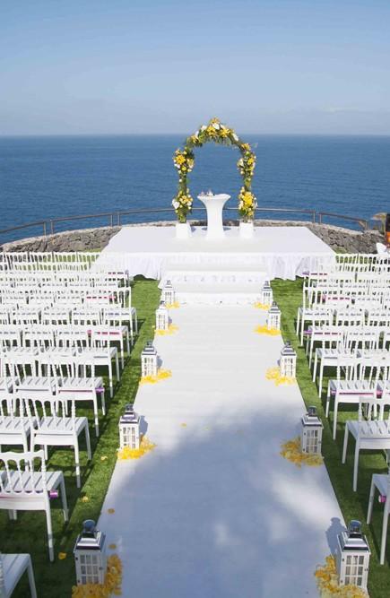 Best weddings Tenerife