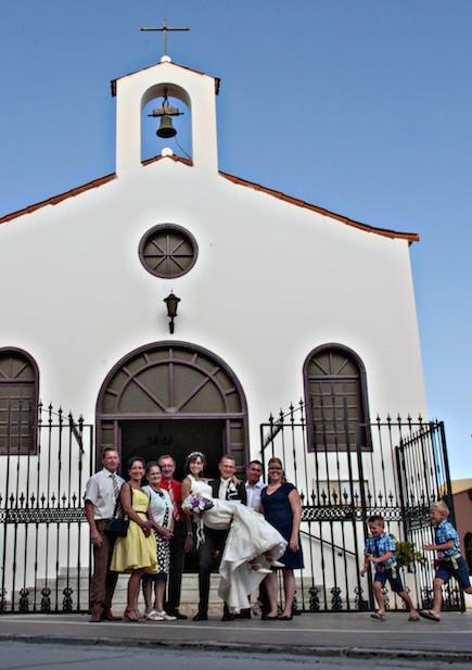 Kirchliche Trauung (584)