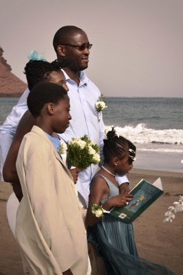 Beautiful Renewal Of Vows In Canary Islands