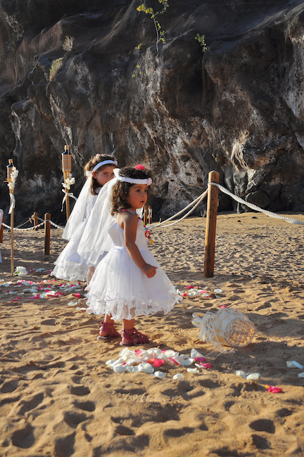 Romantische Strandhochzeit auf Teneriffa (14)