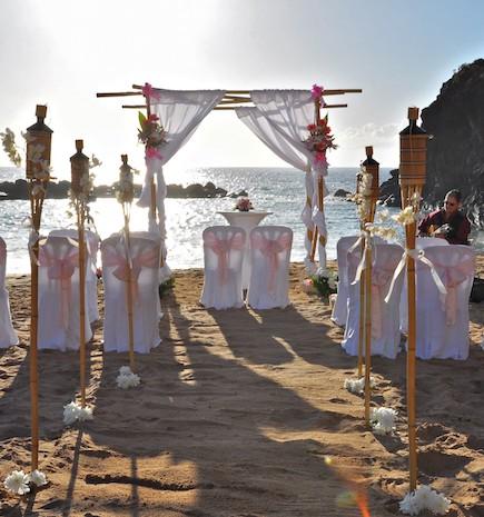 Romantische Strandhochzeit auf Teneriffa (3)