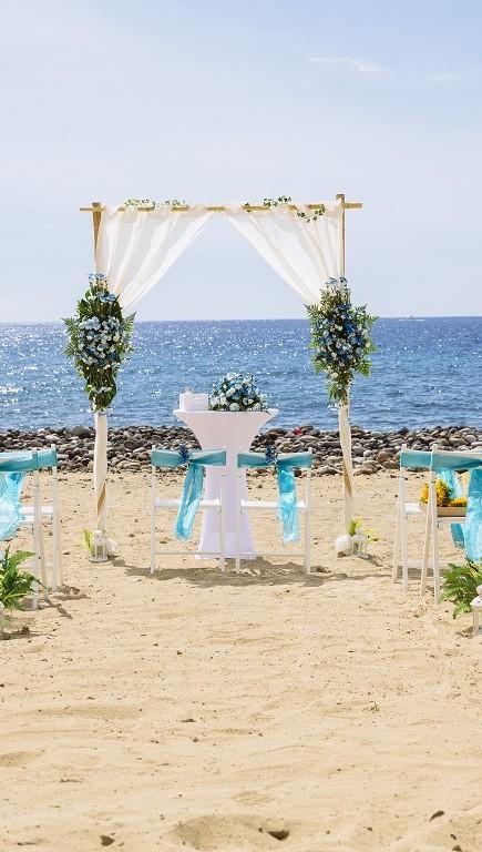 Wedding in Los Cristianos Beach