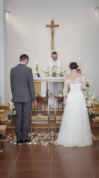 Wonderful Church Wedding (19)