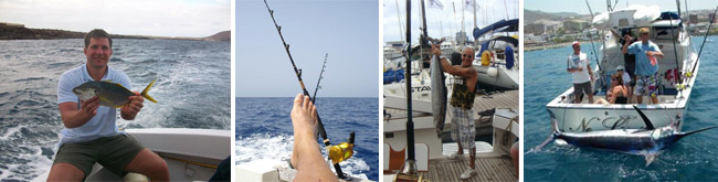 Fishing Tenerife