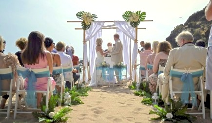 Tenerife Beach Wedding