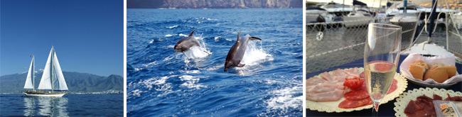 Tenerife sailing ctamaran trips