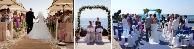 tenerife wedding ceremony, wedding celebrant