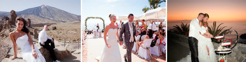 My wedding day photography in Tenerife, Canary Islands