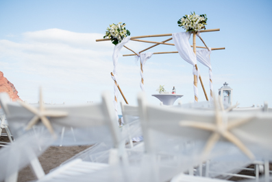 Wedding White Beach