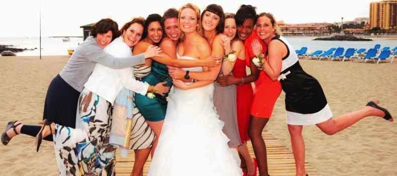 Tenerife Weddings