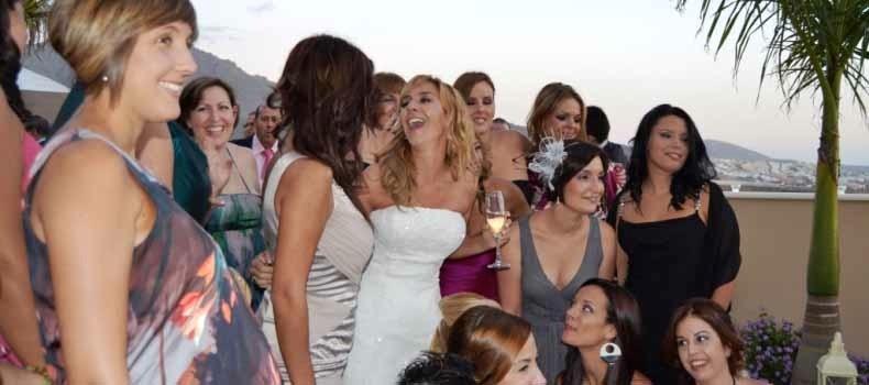Spain Weddings in Tenerife
