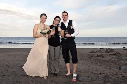 Canaries wedding planner