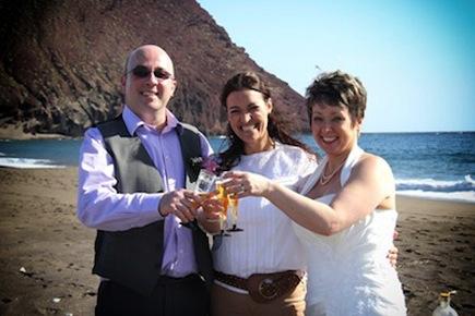 tenerife wedding planner