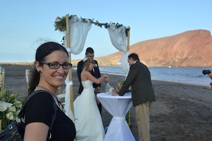 wedding planners from tenerife