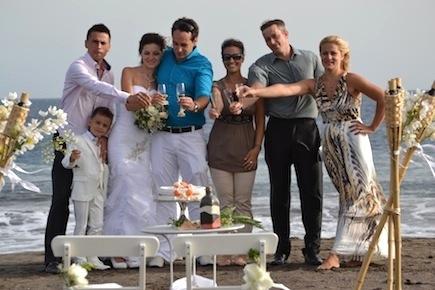tenerife wedding plan