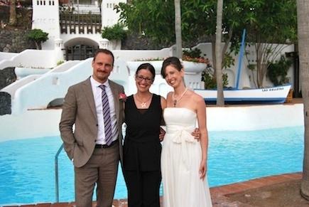 tenerife wedding services