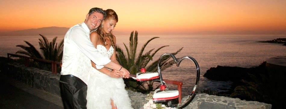 romantische teneriffa heiraten