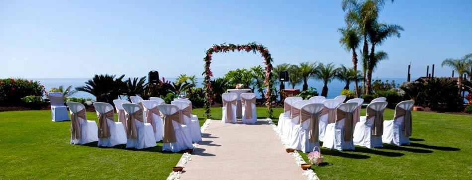 nur auf Teneriffa verheiratet