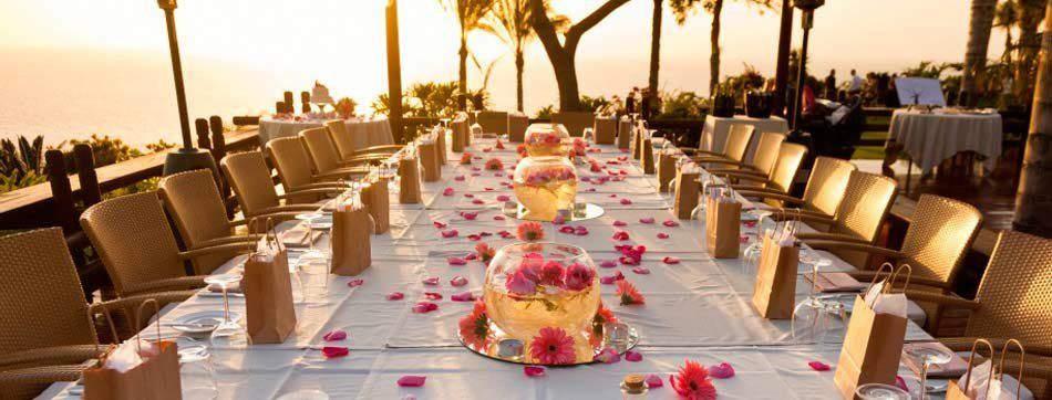 Hochzeiten auf den Kanarischen Inseln