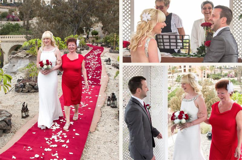 After Wedding in Tenerife Photoshoot