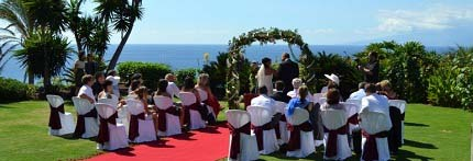 Our Wedding Venues In Tenerife