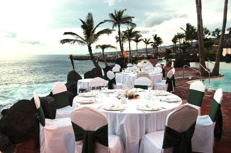 Wedding Banquet In A Special Atmosphere