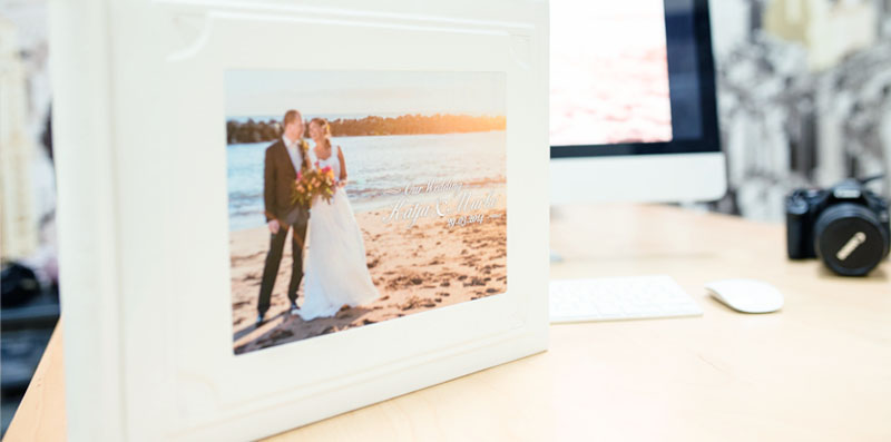 Wedding Photo Album in Tenerife