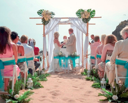 Beach Weddings Tenerife